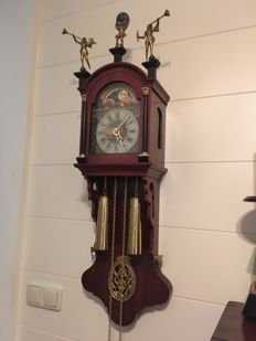 Frisian pendulum clock - 2nd part 20th century