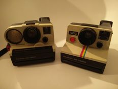 Polaroid Supercolor AF 3500 + Polaroid land camera 1000