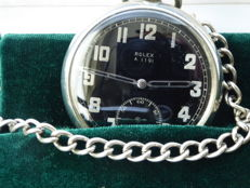 Rolex - rolex military swiss pocket watch. ref no 82. - Hombre - 1901 - 1949