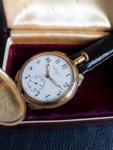 Elgin Watch Company - Unique Marriage Watch - Heren - 1901-1949