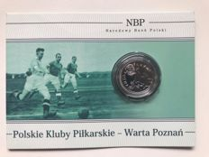 Poland - 5 Zloty 'Warta Poznan' 2013 - silver