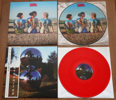 Pink Floyd- Lot of 2 special releases: The Great Gig In The Sky picture disc lp (special limited edition for Pink Floyd Fan Club Japan) & U·n·i·t·e·d (300 copies only, w. OBI & on red wax)