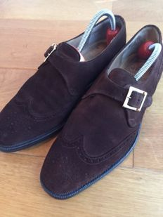 Kings - suede men's shoes