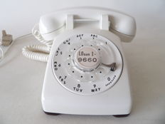 Western Electric USA -  Rotary Telephone - Perfect