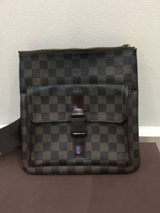 Louis Vuitton - Melville Damier Ebene Messenger bag