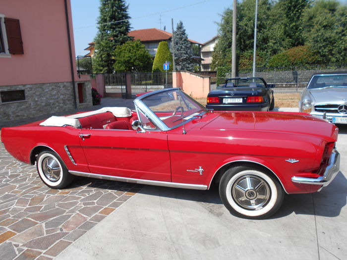 Ford - Mustang 289 Cabriolet - 1965