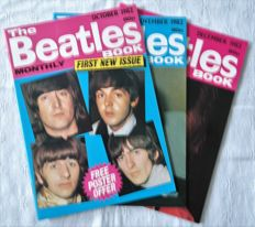 The Beatles Book Monthly 220 copies from October 1982