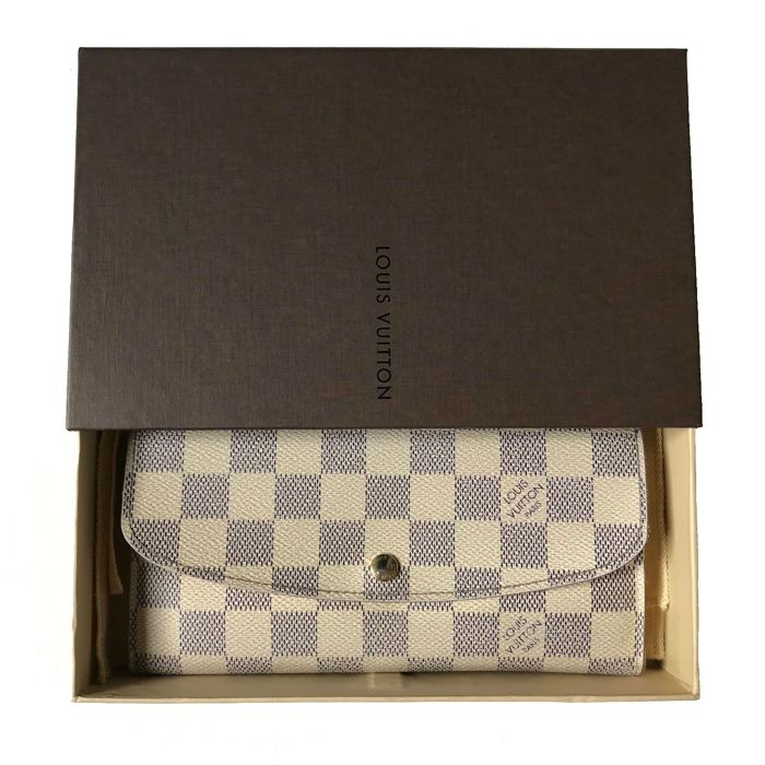 249b1bcfd7bc6 Louis Vuitton - Emilie Wallet   No minimum price   - Catawiki