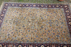 Hand-knotted carpet - 390 x 264 cm - around 1960