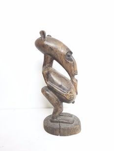 African Wood Sculpture — West Africa