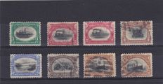 United States 1901/1916 - Pan-American Exposition , imperforated and Coil stamps plus one cover