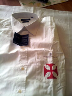 Shirt of the Order of Knights Templar - New *** No reserve ***