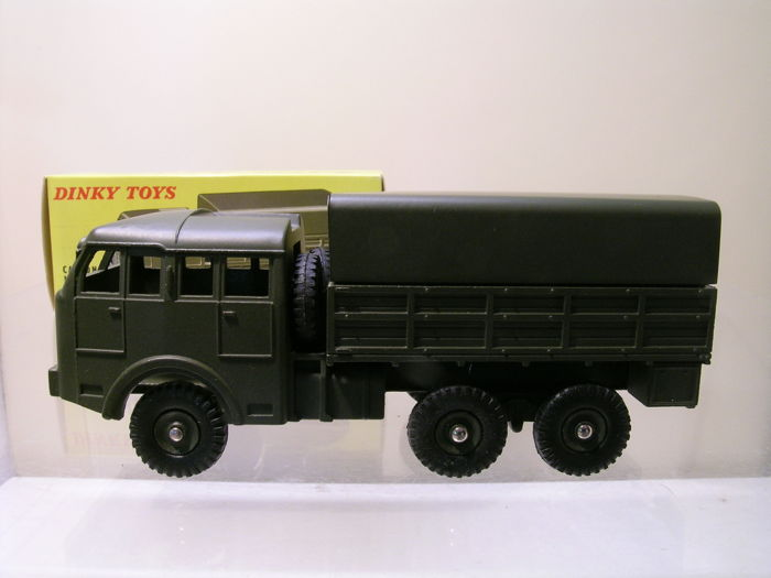 dinky toys france scale 1 55 berliet 6x6 camion military tout terrains catawiki. Black Bedroom Furniture Sets. Home Design Ideas