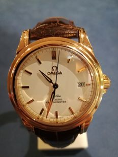 Omega - De Ville CO-AXIAL CHRONOMETER - 4654.20.00 - Herren - 2000-2010