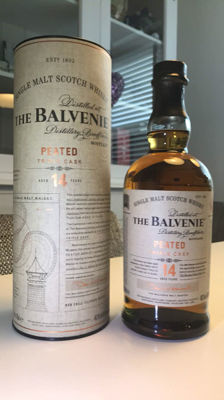 The Balvenie 14 Triple Cask Peated