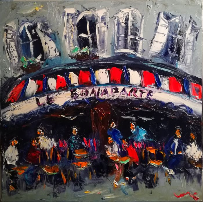 Ludovic Labb Le Bonaparte Paris Catawiki