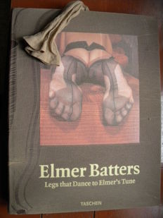 Lot of 4 photo books of Elmer Batters, 1995-1997 and Ed Fox, 2010-2015