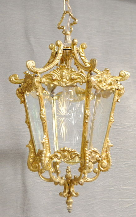 Beautiful large size hall chandelier louis xv style france 1950s beautiful large size hall chandelier louis xv style france 1950s aloadofball Gallery