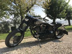 Harley Davidson - Softail custom build - 1340cc - Legend Chopper - 2012