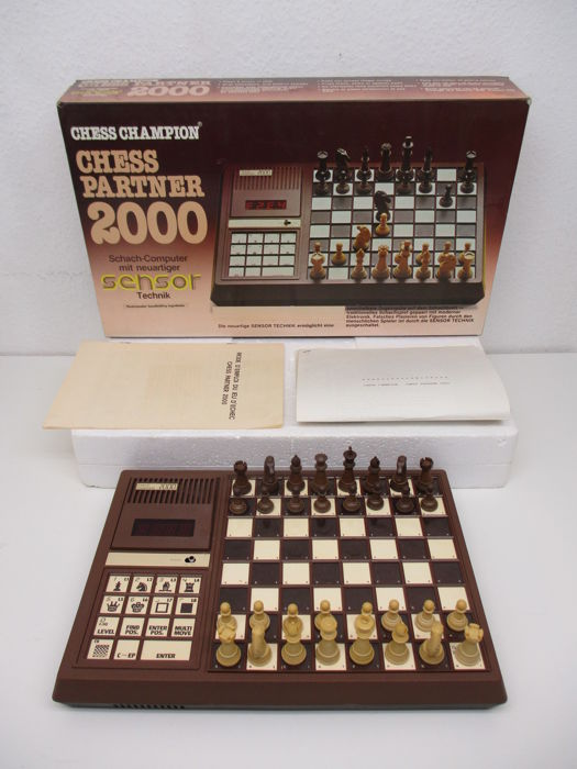 lot with 15 vintage chess computers catawiki rh auction catawiki com Best Computer Chess Sets Best Computer Chess Sets