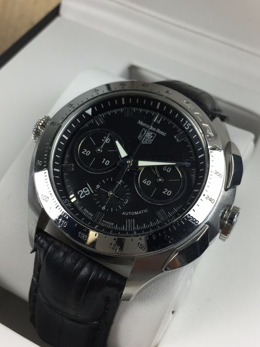 8ffb701370e TAG Heuer Mercedes Benz SLR Limited Edition Ref. CAG2110 – men s watch