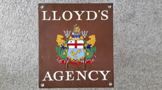Lloyd's Agency - ca 1955