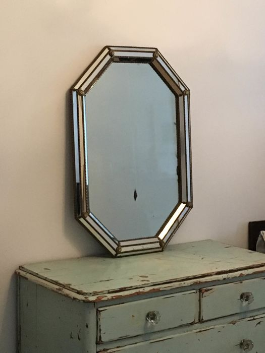 Large Octagonal Mirror