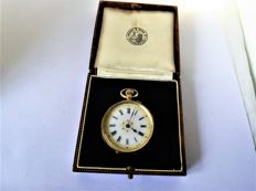 pocket watch circa 1890s {ref no 59}