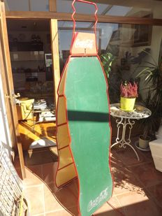 VERY Big. Coca Cola Doble Face Board - Years: 60-70.