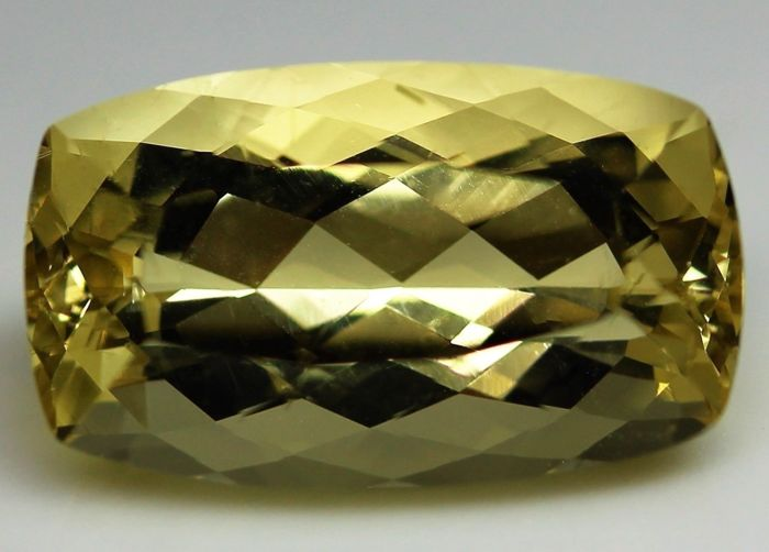 Golden Beryl – 5.92 ct - No Reserve Price