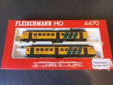 Fleischmann H0 - 4470 - Electric train set Sprinter of the NS