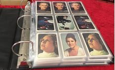 Panini - Star Wars 1977 - 324 stickers.