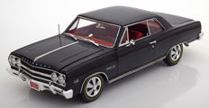 Ertl Collectibles - Scale 1/18 - 1965 Chevy Chevelle Z-16 - Limited Edition 1 of 1002