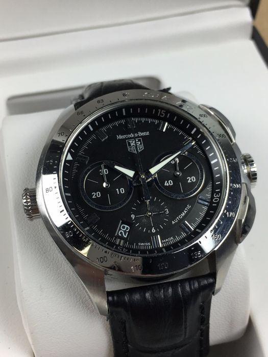 1f8991e929f0 TAG Heuer Mercedes Benz SLR Limited Edition Ref. CAG2110 – men s watch