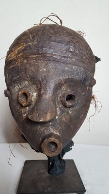 Old Sickness Mask - PENDE - Congo