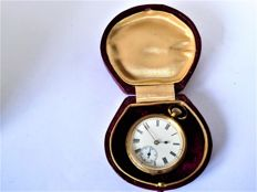 Elegant pocket watch ca 1890 {ref no 262}