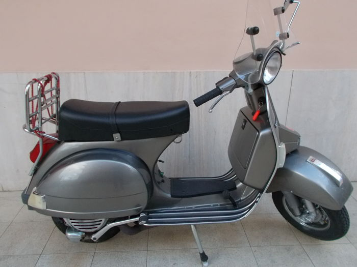 piaggio vespa px 200 e arcobaleno 1986 catawiki. Black Bedroom Furniture Sets. Home Design Ideas
