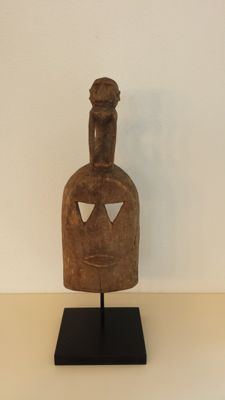 Old Dogon zoomorphic monkey mask