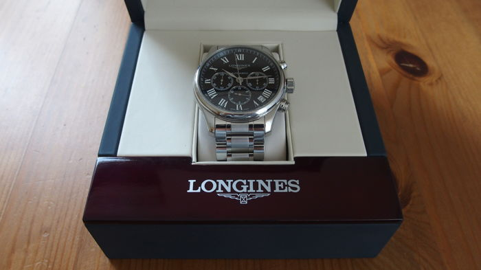 Longines - The Longines Master Collection L696 - L2.693 - Heren - 2011-heden