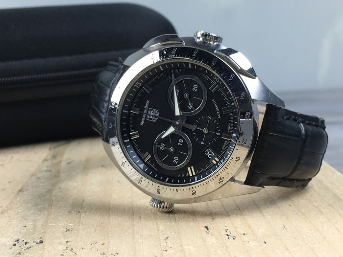 Tag heuer mercedes benz slr limited edition ref cag2110 for Tag heuer mercedes benz slr