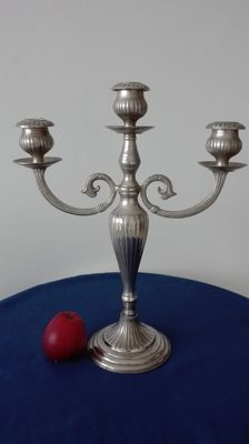 Beautiful Royal Company Sheffield Candelabra