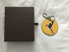 Louis Vuitton bag charm epi early bird - NO RESERVE PRICE