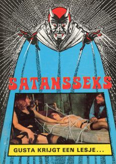 BDSM; Lot with 15 volumes of Satanseks - 1977/1984