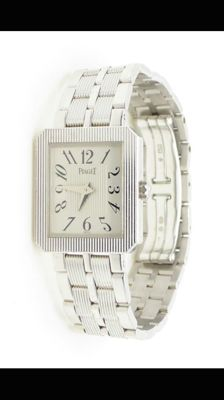 Piaget - Piaget Protocole - 750 white gold, 18 kt - Women - 1990-1999