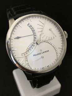 Maurice Lacroix - Masterpiece - MP6508-SS001-130 - Heren - 2017