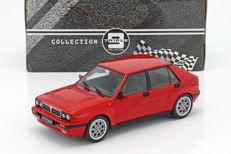Triple 9 Collection - Schaal 1/18 - Lancia Delta HF Integrale 16V 1990