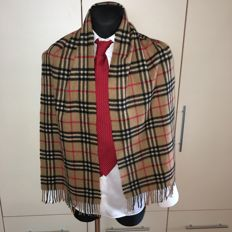 Burberry - 100% Cashmere Scarf – Perfect condition