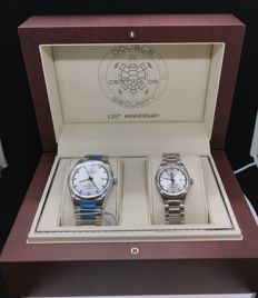 Certina - DS1 125th Anniversary Pair Limited Edition - C006.407.11.031.99 - Unisex - 2011-heden
