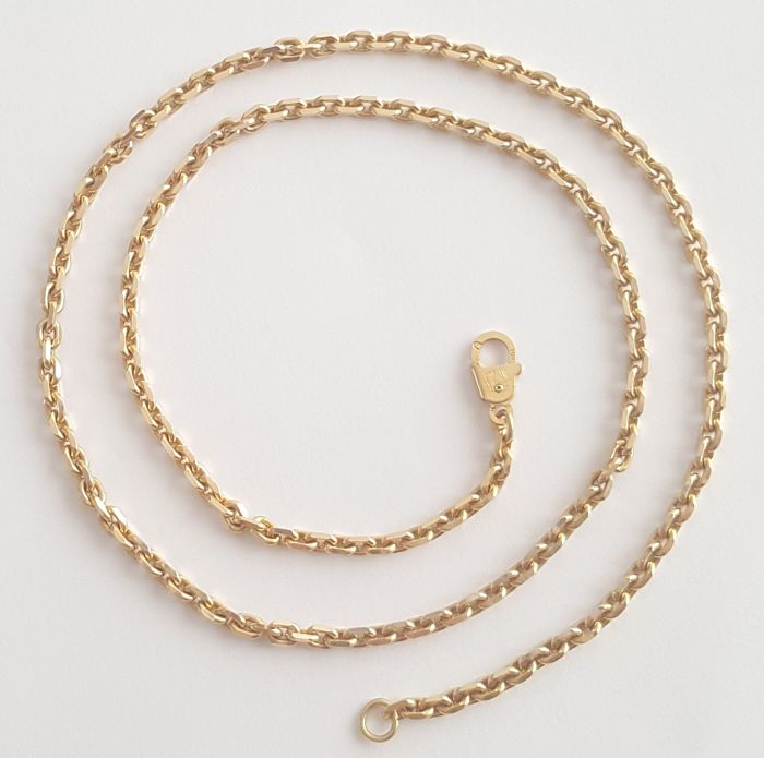 lane barneys product necklace flexh chain pdp kenneth necklacefront yellow plated cable jay gold