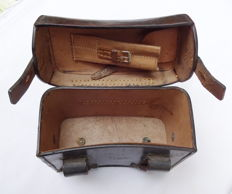 Leather Medic's Bag, Wehrmacht, 3rd Reich